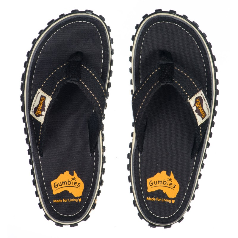Шлепки Gumbies Flip Flop Black (BLK)