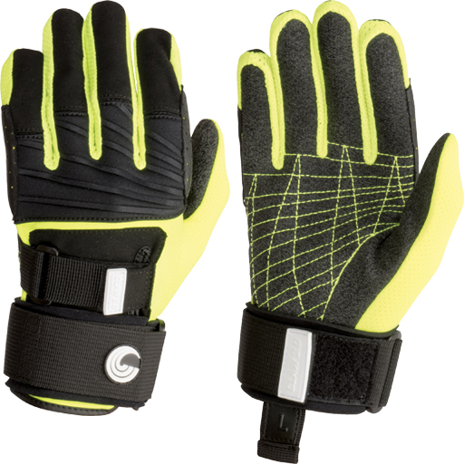 Перчатки Connelly MENS CLAW 3.0 GLOVE Black-Lime