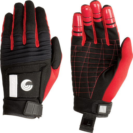 Перчатки Connelly MENS CLASSIC GLOVE Black-Red