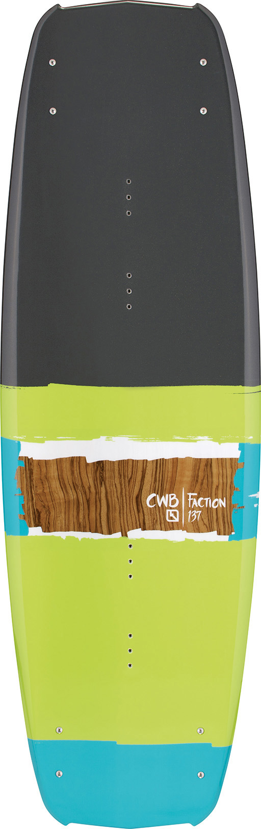 Вейкборд CWB FACTION Black-Lime