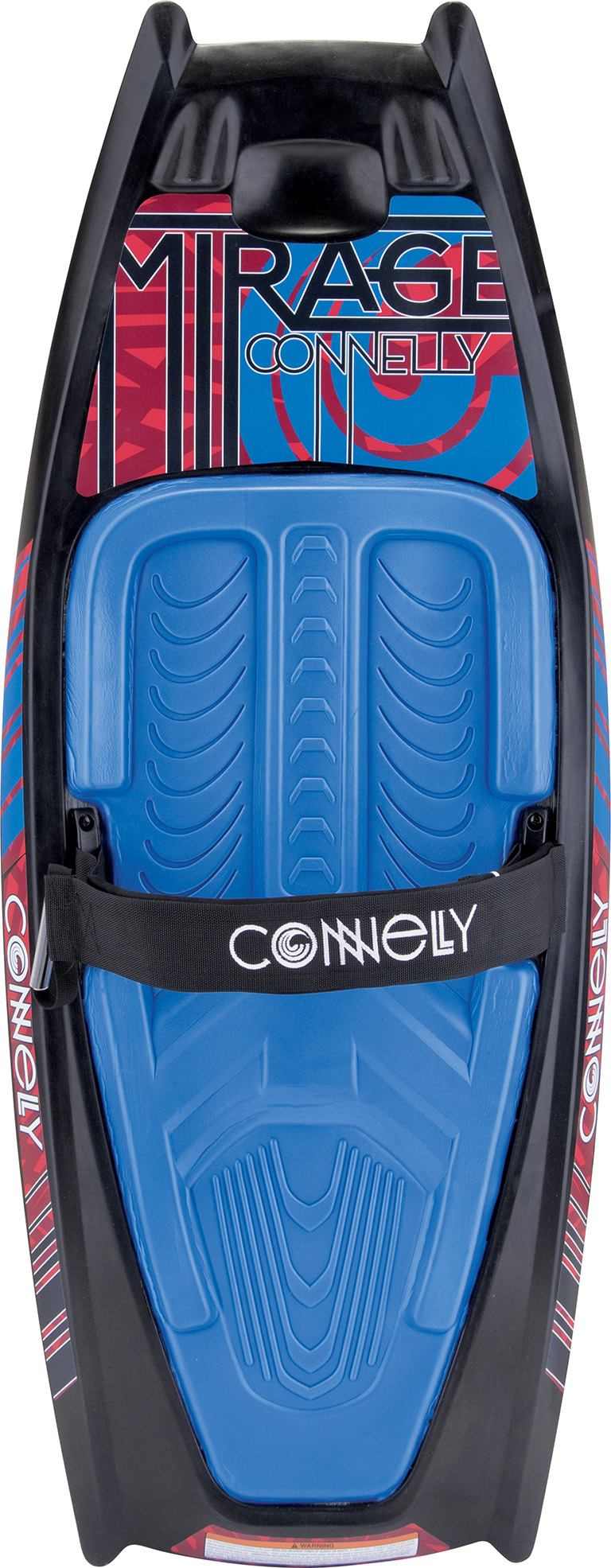 Ниборд Connelly MIRAGE KNB W-DELUXE PD&ST Black-Blue-Red