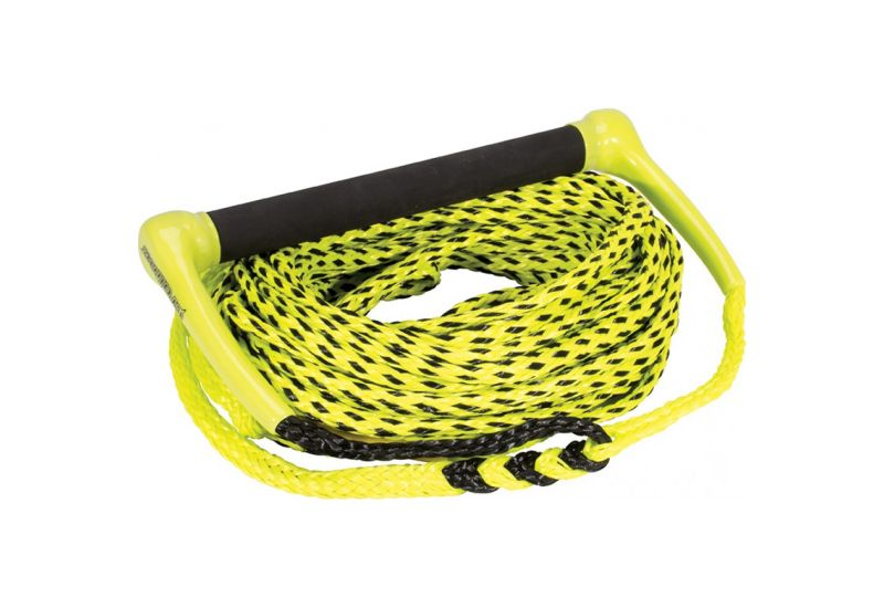 Комплект OBrien воднолыжный 1-Section Ski Combo Yellow & Black S18