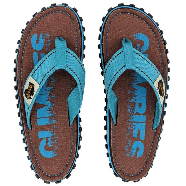 Шлепки унисекс Gumbies Flip-Flops ERODED RETRO S20